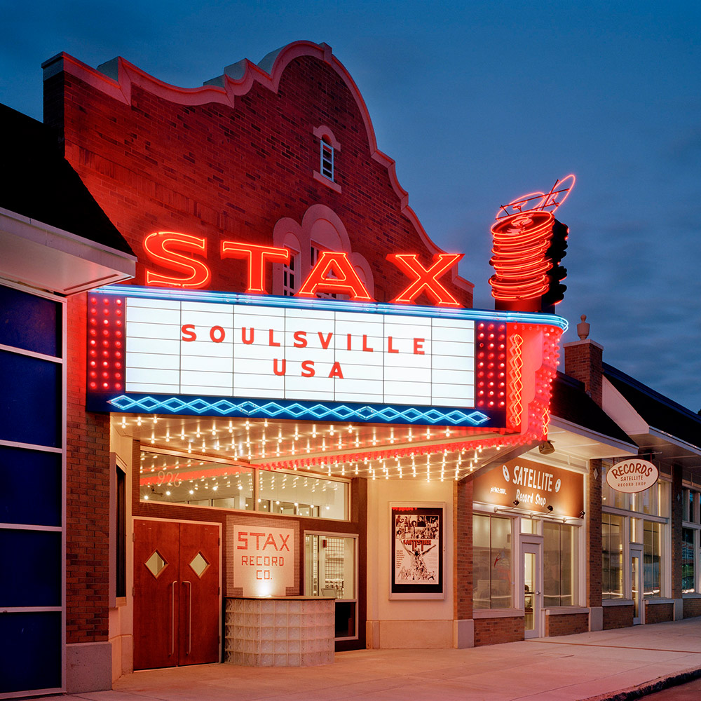 Conférence Stax Records